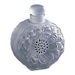 Lalique - Lalique Dahlia Perfume Bottle No 4 - Lalique Dahlia Perfume Bottle No 4