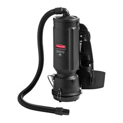 RUBBERMAID COMMERCIAL PRODUCTS - 10QT BACKPK VAC - CAT: Floor & Carpet Care Vacuums Backpack