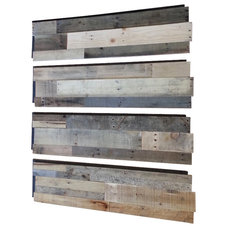 Rustic Wall Panels by Sustainable Lumber Co.