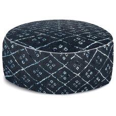 Eclectic Floor Pillows And Poufs by TULSIRAM GAYA PRASAD PVT. LTD.