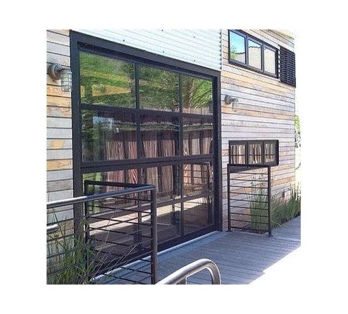 Contemporary Garage Doors -