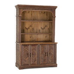 La Lune Collection - Rustic Hutch #2042 by La Lune Collection - Rustic Hutch #2042 by La Lune Collection