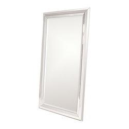Howard Elliott - Omni Rectangular Oversized Multi-Faceted Mirror - Our Omni Mirror is an oversized mirror that has a multi-faceted mirror on mirror frame.