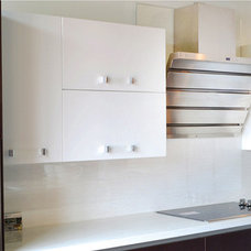 Contemporary Range Hoods And Vents by Adria Home Supply Inc