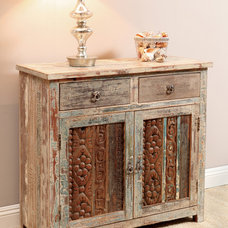 Eclectic Buffets And Sideboards by Marco Polo Imports