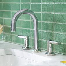 Modern Bathroom Faucets by Kallista Plumbing
