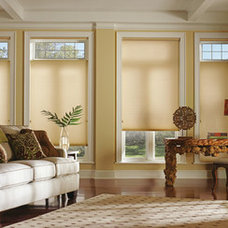 Traditional Window Treatments by Bayside Blinds