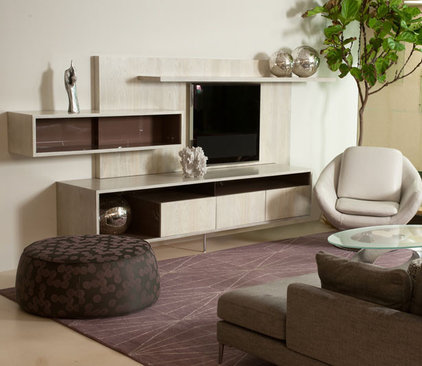 Modern Entertainment Centers And Tv Stands by Cliff Young Ltd.