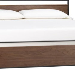 Bowery King Storage Bed -