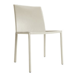 MODLOFT - MODLOFT Sanctuary Dining Chair - Measures 20 x 22 x 32. Available in multiple colors. Made in Brazil. Imported.