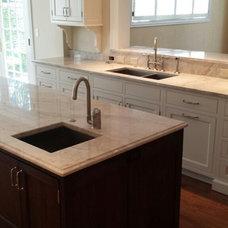 Modern Kitchen Countertops by Levantina USA