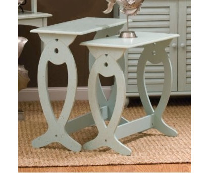 Contemporary Side Tables And Accent Tables by Beach Decor