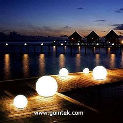 Magic LED Ball - Magic LED Ball,RGB Color Changing Nightclub Lighting Ball,Garden Glowing Led Balls
