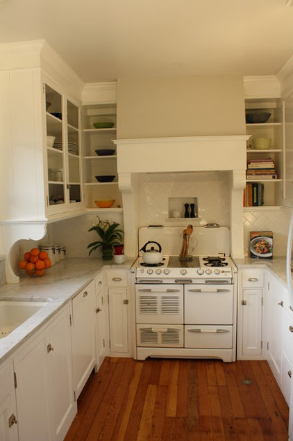 10 Tiny Kitchens Whose Usefulness You Won't Believe