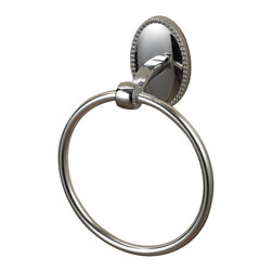 Sterling - Sterling 131-013 Towel Ring In Chrome - Sterling 131-013 Towel Ring In Chrome