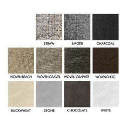 Apt2B - Ryandale Chair, - Request A Sample of Fabric Swatches - The Ryandale Collection will look great in both the suburban home or urban apartment. Espresso finished wooden legs and striking rolled arms make this sofa a top contender.