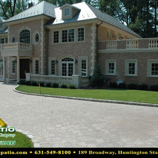 """Traditional Exterior by Deck and Patio Company """"Outdoor Living Experts"""""""