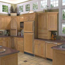Kitchen Cabinetry by All Teriors