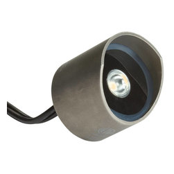 Kichler - Kichler Landscape LED Outdoor Landscape Lighting Fixture in Steel - Shown in picture: 2-in-1 LED Accent in Stainless Steel