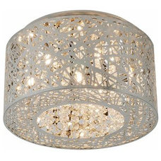 Contemporary Flush-mount Ceiling Lighting by LightingUniverse