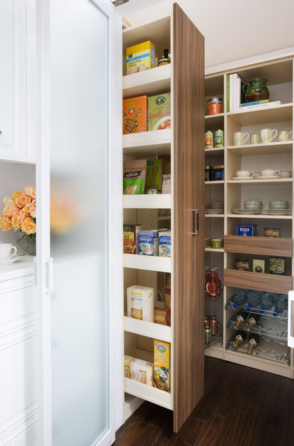 Contemporary Cabinet And Drawer Organizers by transFORM   The Art of Custom Storage