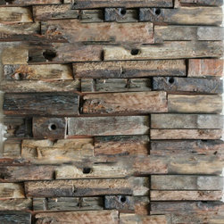 Ancient wood mosaic tile backsplash natural wood mosaic pattern NWMT014 - 3d tile backsplash, 3d wall pattern, kitchen backsplash tile, wood mosaic, wood mosaic tile, wood mosaics, wood pattern, wood tile, wood tile backsplash, wood wall tiles, 3D tile backsplash natural wood modaic tile wood mosaic patterns,wood mosaic puzzle,wood mosaic,wood tiles