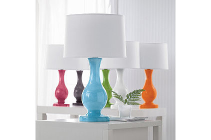 Contemporary Table Lamps by The Company Store