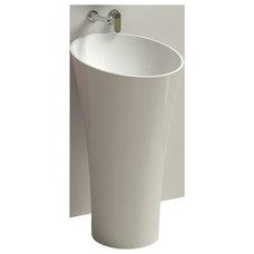 Modern Bathroom Sinks by ADM Bathroom Design