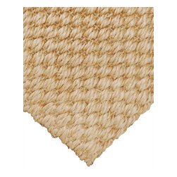 """Natural Area Rugs - """"Essex"""" Sisal Rug, 100% Natural Fiber - All natural sisal rug handcrafted by Artisan rug maker. Naturally durable and anti-static, this earth friendly rug is great for high traffic areas. Enjoy this self bound sisal rug with non-slip latex backing along with its stylish and contemporary look. Variations are part of the natural beauty of natural fiber. We recommend a rug pad as it will protect not only your rug but your hardwood floor as well."""