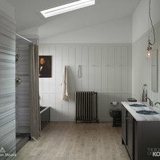 Transitional Bathroom by Kohler