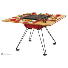 Asian Outdoor Grills by shinwagrill.com