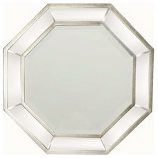 Transitional Wall Mirrors by garber corp