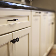 Traditional Kitchen Cabinets by Andersen Design Group