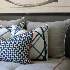 Eclectic  by greige/Fluegge Interior Design, Inc.