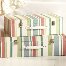 Traditional Storage Bins And Boxes by Pottery Barn