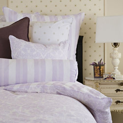 RR - On Sale Brocade Orchid Bedding - Twin Duvet - On Sale Brocade Orchid Bedding Twin Duvet