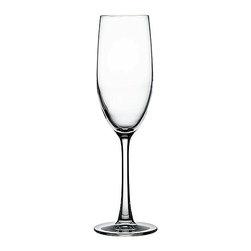 Hospitality Glass - Reserva 8 oz Champagne Flute 24 Ct - Reserva 8 oz Champagne Flute