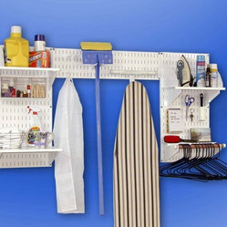 EZ Wall Organizer Laundry Room Kit