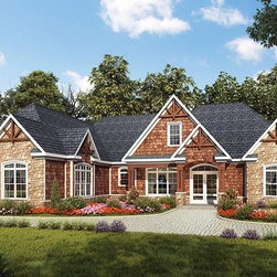 House Plan 58257 at FamilyHomePlans.com -