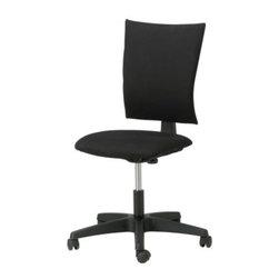 Mark Temple - KLEMENS Swivel chair - Swivel chair, Alme black