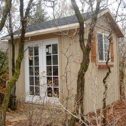 Custom sheds -