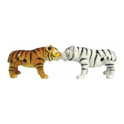 WL - 2.5 Inch Kitchenware Utensils Orange Tigers Salt and Pepper Shakers - This gorgeous 2.5 Inch Kitchenware Utensils Orange Tigers Salt and Pepper Shakers has the finest details and highest quality you will find anywhere! 2.5 Inch Kitchenware Utensils Orange Tigers Salt and Pepper Shakers is truly remarkable.