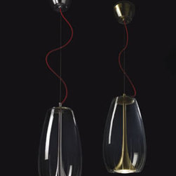 Miles Pendant Lamp By Modiss Lighting - Miles by Modiss are elegant crystal glass pendants.