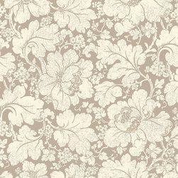 York Wallcoverings - CS8620 Wallpaper, Double Roll - Prepasted: Paste has already been applied to the back of the wallpaper and is activated with water.