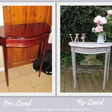 Traditional Side Tables And End Tables by Vintage Uniques