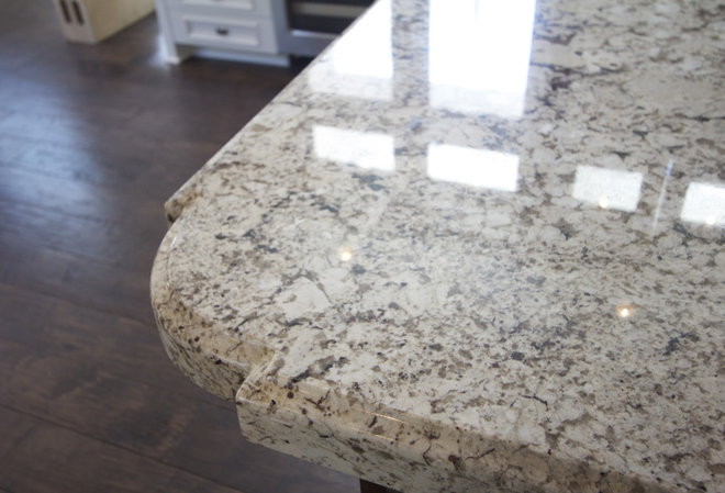 Walk Through A Granite Countertop Installation Showroom