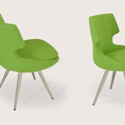 Soho Concept Patara Star Dining Chair - Soho Concept Patara Star Dining Chair