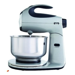 SUNBEAM RIVAL - Stand Mixer Silver 12Sp 350 Watts - Features: