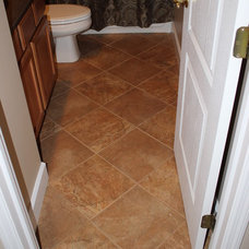 Traditional  by Flooring America Design Center