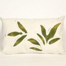 Modern Outdoor Pillows by AllModern